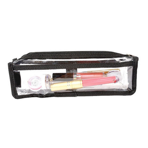 "Clear PVC Makeup Bag аАааАТаАааЂТ'аАааАТ'аАа'аЂТ'аАааАТаАааЂТ'аАааАТ'аАа'аЂТ€аАааАТаАааЂТ'аАааАТ'аАа'аЂТ"" Long"