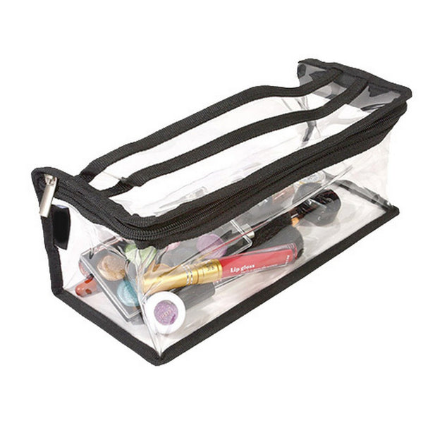 Clear PVC Makeup Bag