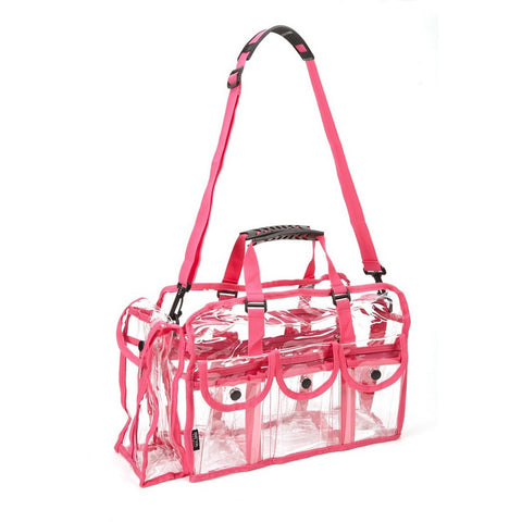 Large Professional Carry-All Makeup Set Bag