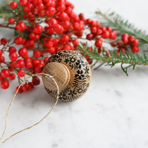 Wooden Ornament | No. 13