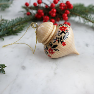 Wooden Ornament | No. 15