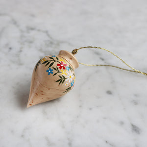 Wooden Ornament | No. 21