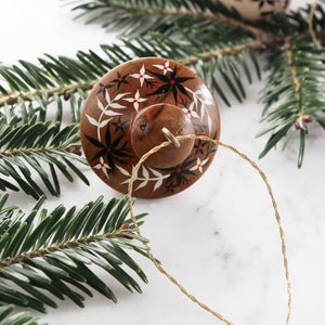 Wooden Ornament | No. 3