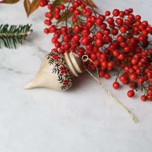 Wooden Ornament | No. 5