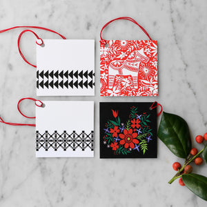 Holiday Collection | Assorted Blank Gift Tag Set