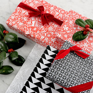 Holiday Assortment | Gift Wrap - 6 Sheets