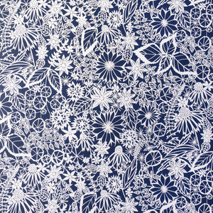 Summer Indigo | Gift Wrap - 3 Sheets