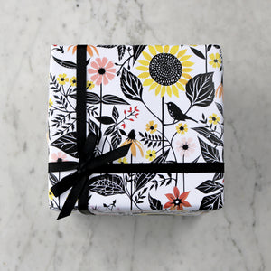 Whimsical Garden | Gift Wrap - 3 Sheets