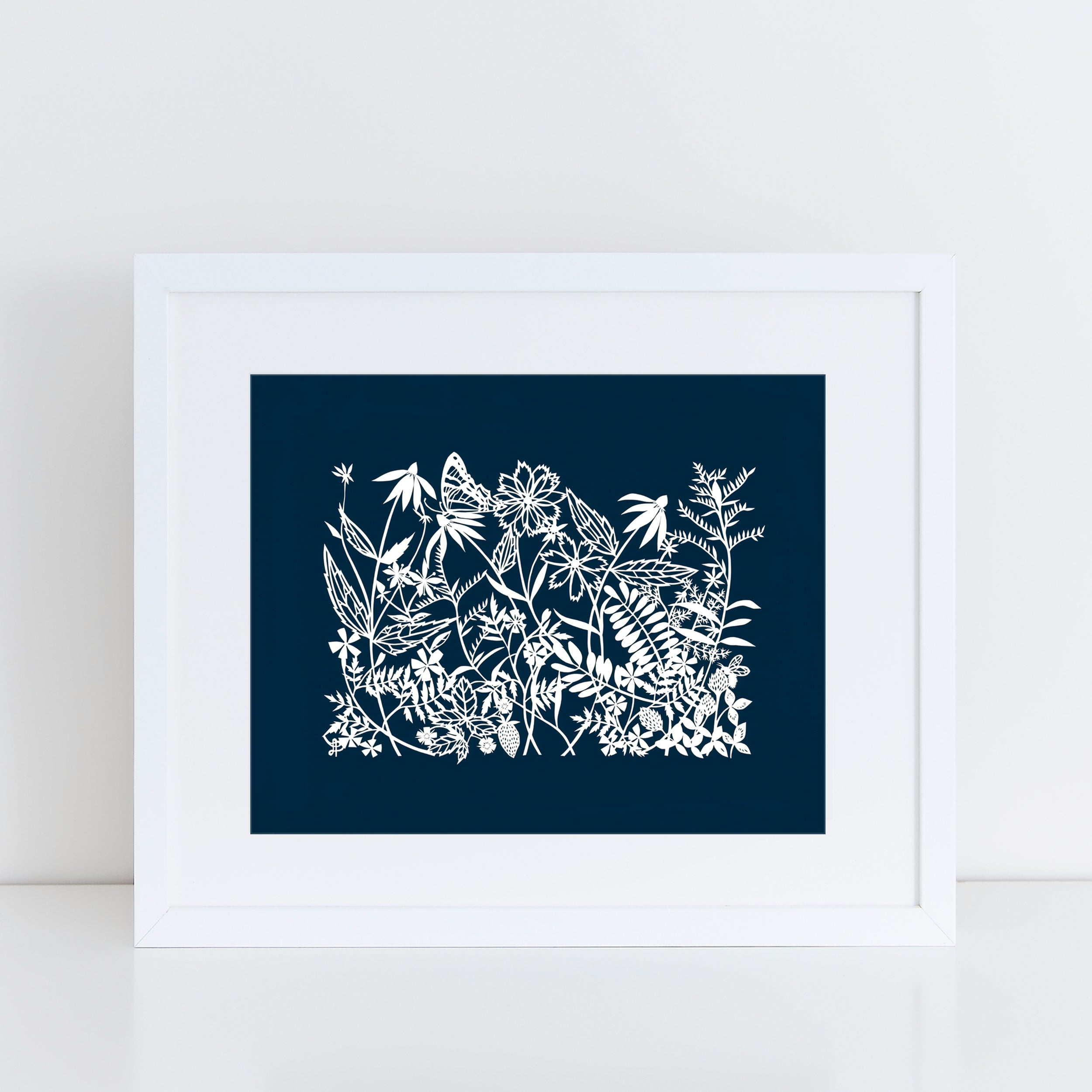 """Wildflowers for Dyeing"" 
