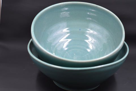 Turquoise Bowls SECONDS