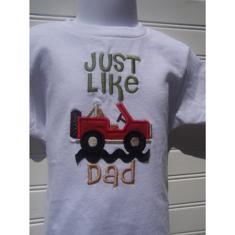 Jennifer Noel Designs JenniferNoelDesigns.com Clothing truck baby Summer Children Jeep Shirt jeep one jeep baby Jeep Fathers Day Children Boys Car Shirt Bodysuit Birthday Shirt Birthday Number baby truck ones baby army Baby Army Jeep