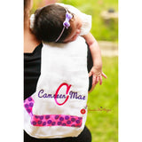 Personalized Burp Cloth, burp clothes, choice of colors, made to match, diaper bag essential - Jennifer Noel Designs