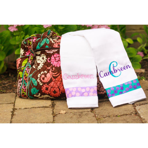 Jennifer Noel Designs JenniferNoelDesigns.com Clothing personalized burp monogrammed burp clo girl burp rags gifts for baby Feeding embroidered burp cloth diaper burp Children burp rags burp cloth baby shower gift baby girl burp cloth baby girl baby burp cloths baby burp cloth Baby