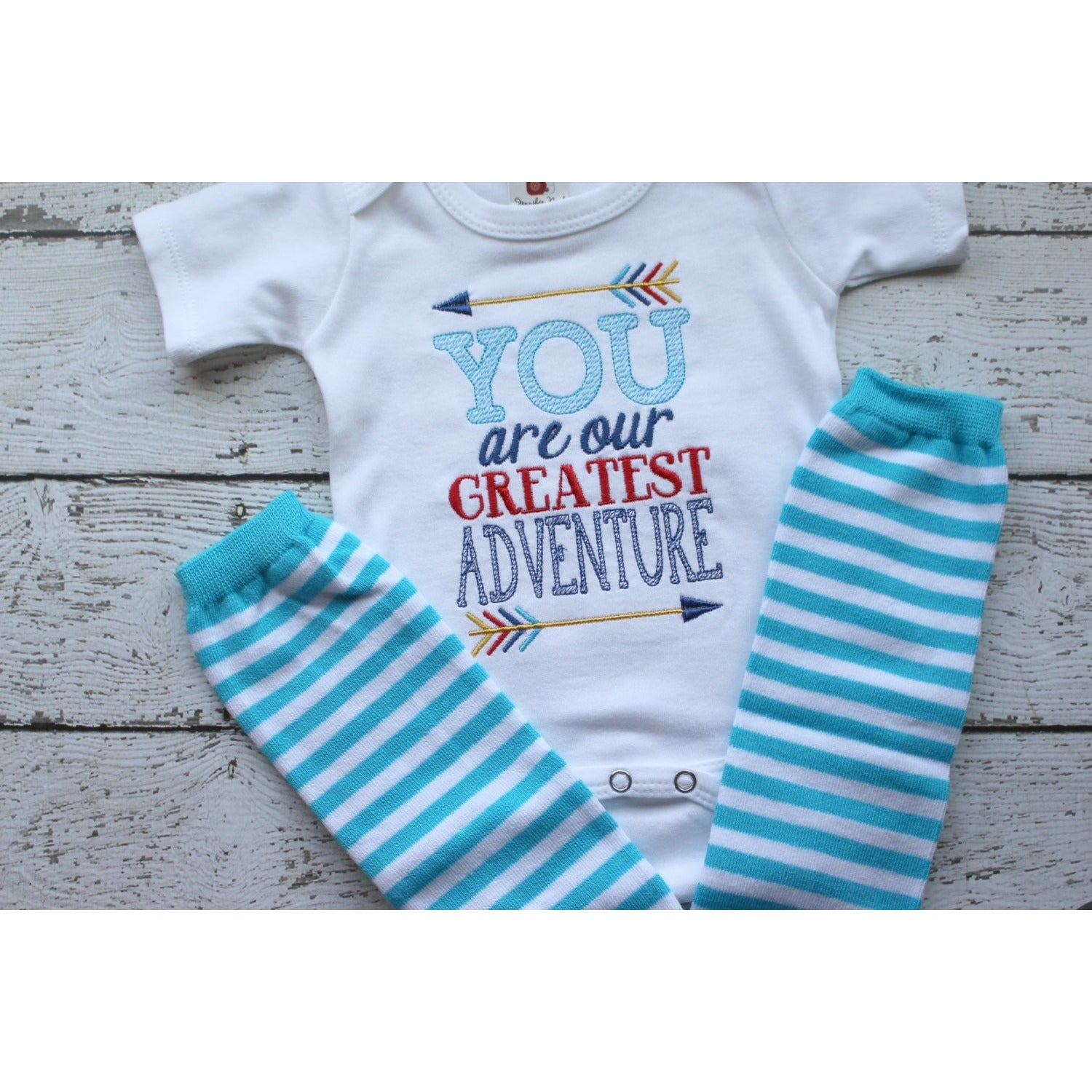 Boys Greatest Adventure Set - Jennifer Noel Designs