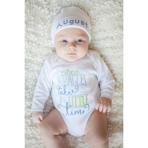 fc8f30ea5 Newborn take home outfit for boys