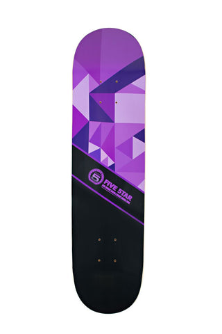 Abstract Series Purple Deck
