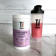Watermelon & Blueberry - Ti Tonics® Collagen, White Tea Elixir