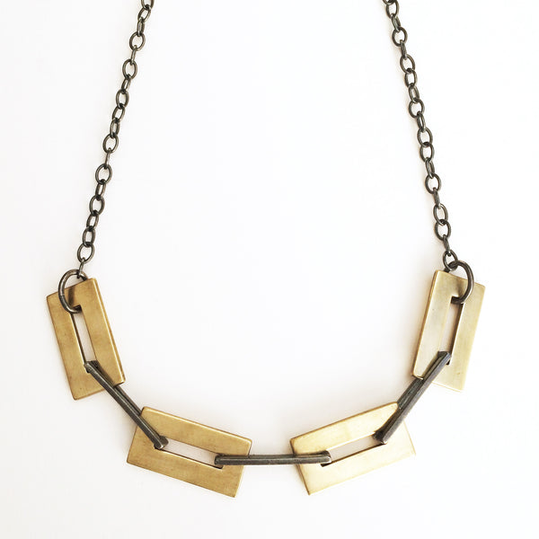Statement Link Necklaces