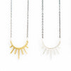 Petite Burst Necklace