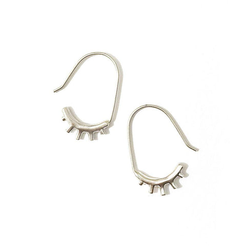 Medium Burst Earring