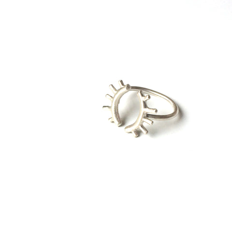 Open Burst Ring