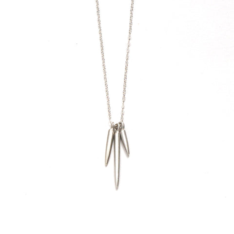 Sweetly Spiked Necklace