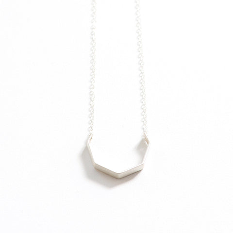 Open Peak Necklace