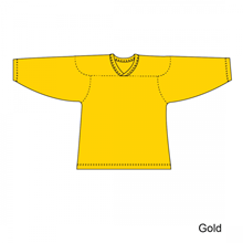 Kamazu FlexxICE Classic 10100 Gold Adult Hockey Jersey - PSH Sports