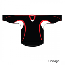Kamazu FlexxICE LITE 14200 Chicago Blackhawks Junior Hockey Jersey - PSH Sports