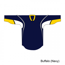 Kamazu FlexxICE 20200 Buffalo Sabres TEAM Junior Hockey Jersey - PSH Sports - 1
