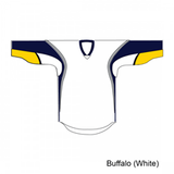 Kamazu FlexxICE 20100 Buffalo Sabres TEAM Adult Hockey Jersey - PSH Sports - 2