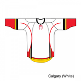 Kamazu FlexxICE 20100 Calgary Flames TEAM Adult Hockey Jersey - PSH Sports - 2