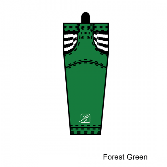 Kamazu FlexxICE ProPractice SK150 Forest Green Ice Hockey Socks