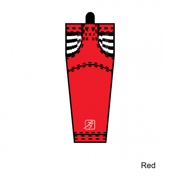Kamazu FlexxICE ProPractice SK150 Red Ice Hockey Socks