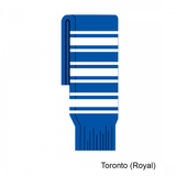 Kamazu FlexxICE SK200 Toronto Maple Leafs Team Knit Ice Hockey Socks - Home Royal Blue