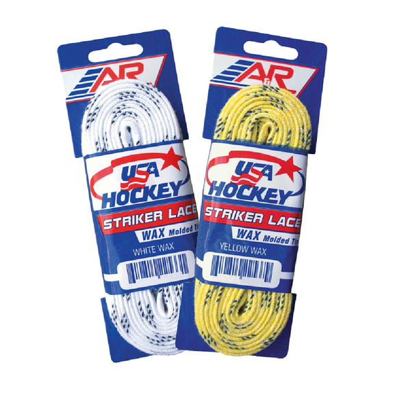 A&R USA Stryker Waxed Hockey Skate Laces - PSH Sports - 1