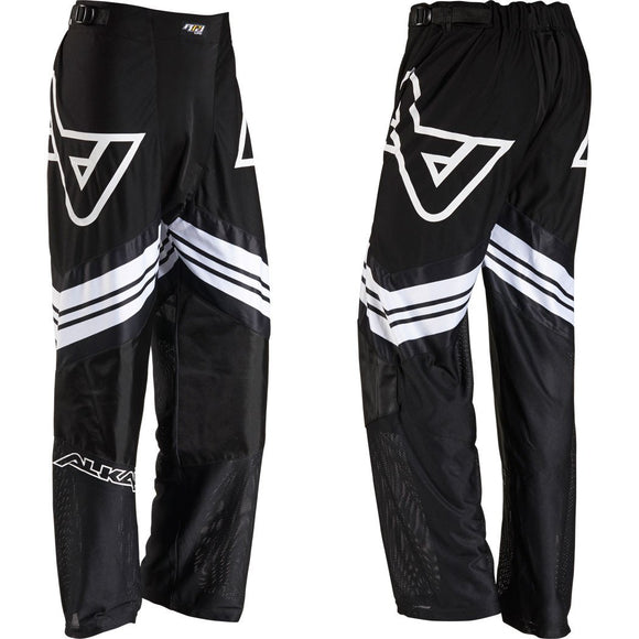 Alkali RPD Lite+ Inline Hockey Pants - Senior - Black/White - PSH Sports - 1