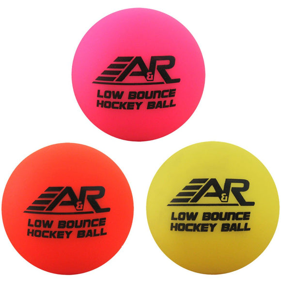 A&R Low Bounce Hockey Ball - PSH Sports - 1