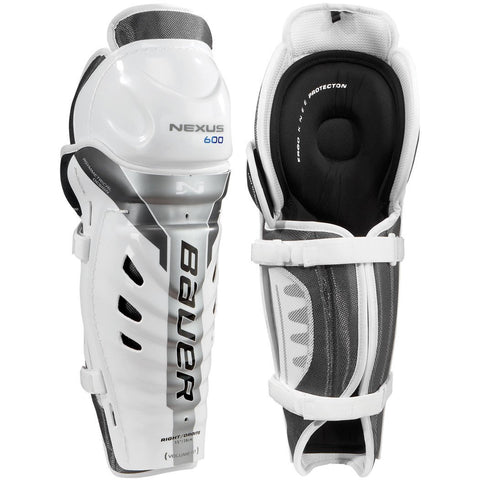 Bauer Nexus 600 Hockey Shin Guards - PSH Sports