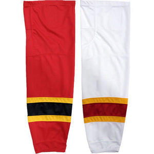 Firstar Stadium Pro Mesh Ice Hockey Socks - Calgary Flames - PSH Sports