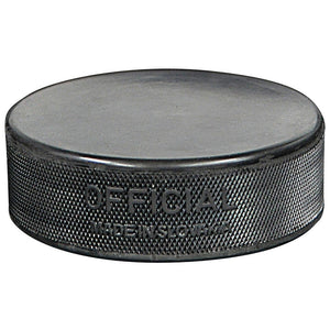 Official Black Ice Hockey Puck - PSH Sports