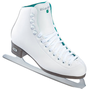 Riedell 10 Girls Figure Skates with Opal GR4 Blade - PSH Sports