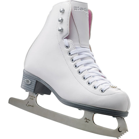 Riedell 14 Girls Figure Skates with LUNA Blade - PSH Sports