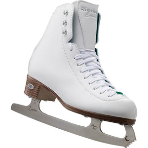 Riedell 119 Emerald Ladies Figure Skates with LUNA Blade - PSH Sports
