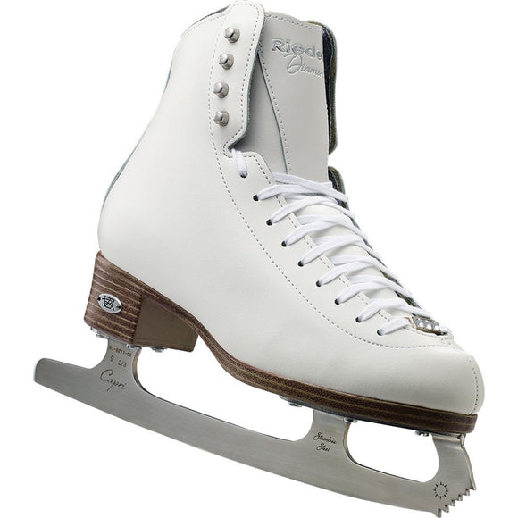 Riedell 33 Diamond Girls Figure Skates with Capri Blade - PSH Sports