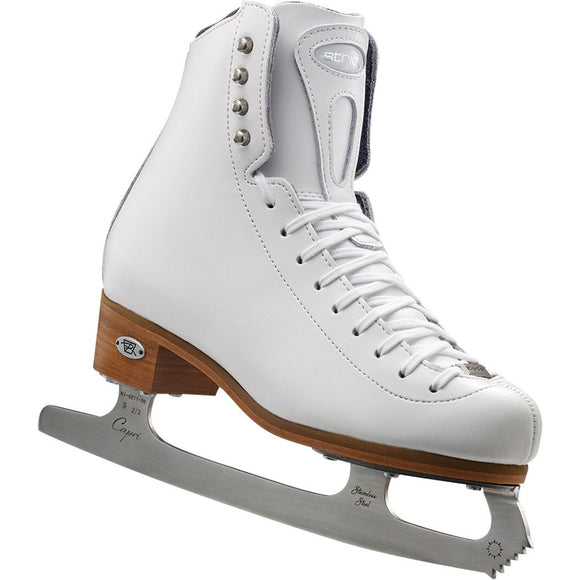 Riedell 23 Stride Girls Figure Skates with CAPRI Blade - PSH Sports