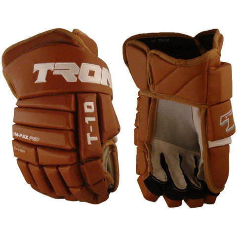 Tron T-10 Hockey Gloves - Senior - PSH Sports