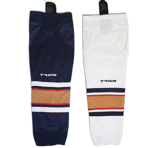 Tron SK300 Dry Fit Ice Hockey Socks - Edmonton Oilers - PSH Sports
