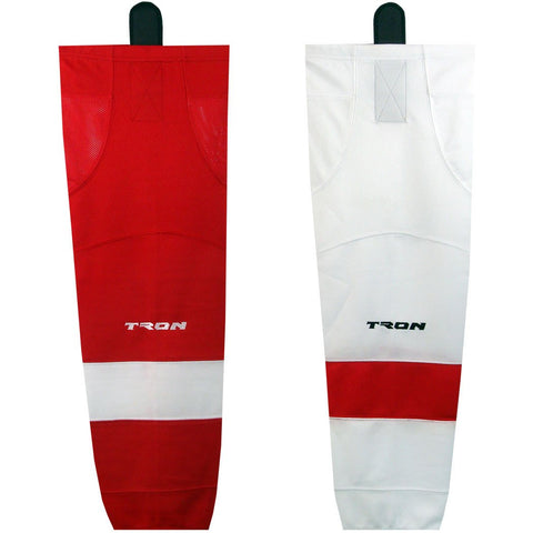 Tron SK300 Dry Fit Ice Hockey Socks - Detroit Red Wings - PSH Sports