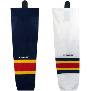 Tron SK300 Dry Fit Ice Hockey Socks - Florida Panthers - PSH Sports